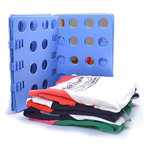 Household T-Shirt  Folding Board Folder Clothes  Large Magic Fast Organizer Tool
