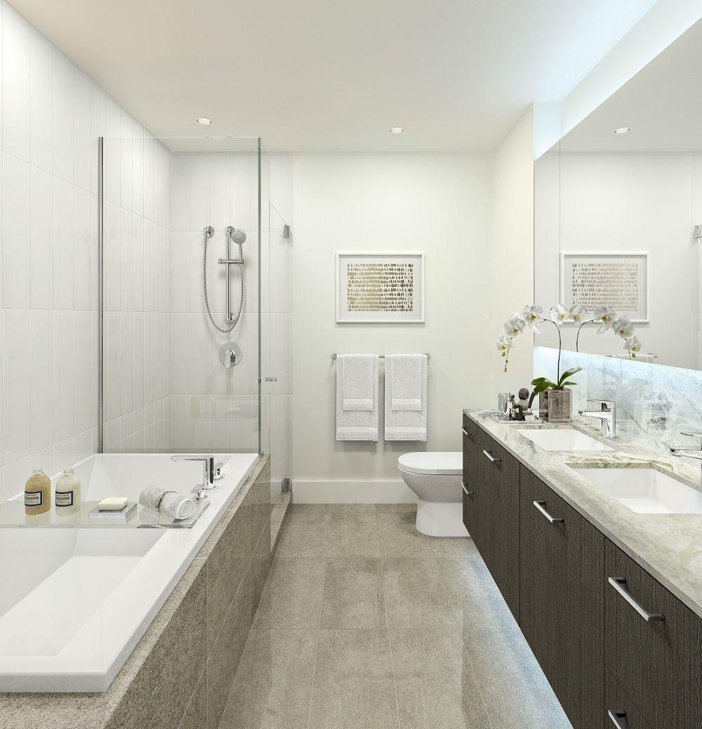 Pin by Jan on Narrow bathroom design | Pinterest | Narrow bathroom ...
