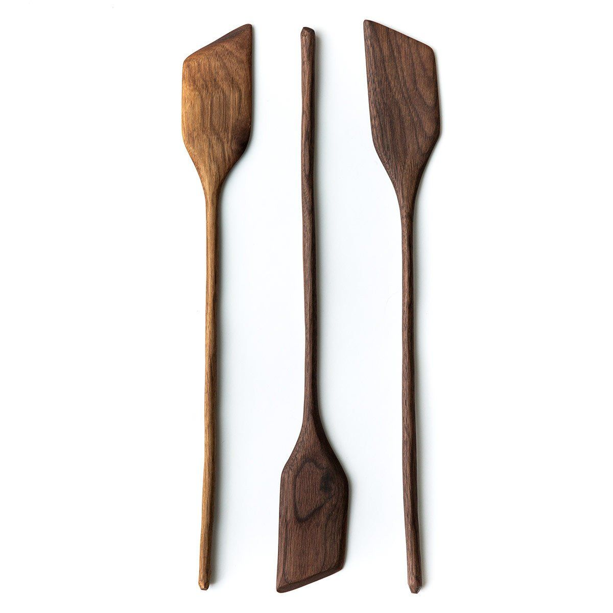 Forest And Found Walnut Hand Carved Wooden Spatula Sustainable Craft All Jpg 1200 1200