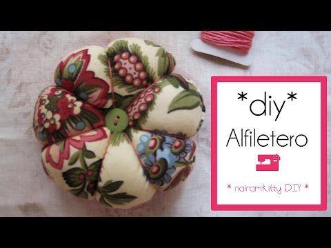 perfk Coj/ín de Pines Almohadilla de Alfiler Alfiletero para Costura Artesan/ías DIY