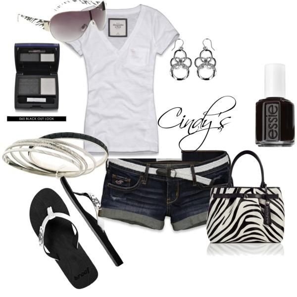 b331cd51d2c I found  Jeans wth White Tee  on Wish