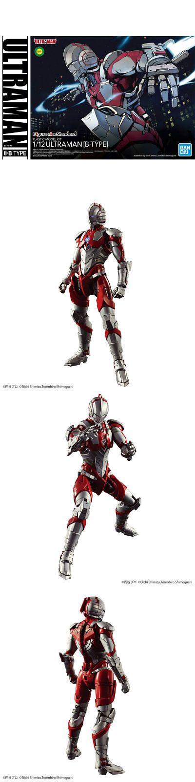 Character Figures 4249 Bandai Figure Rise Standard 1 12 Ultraman B