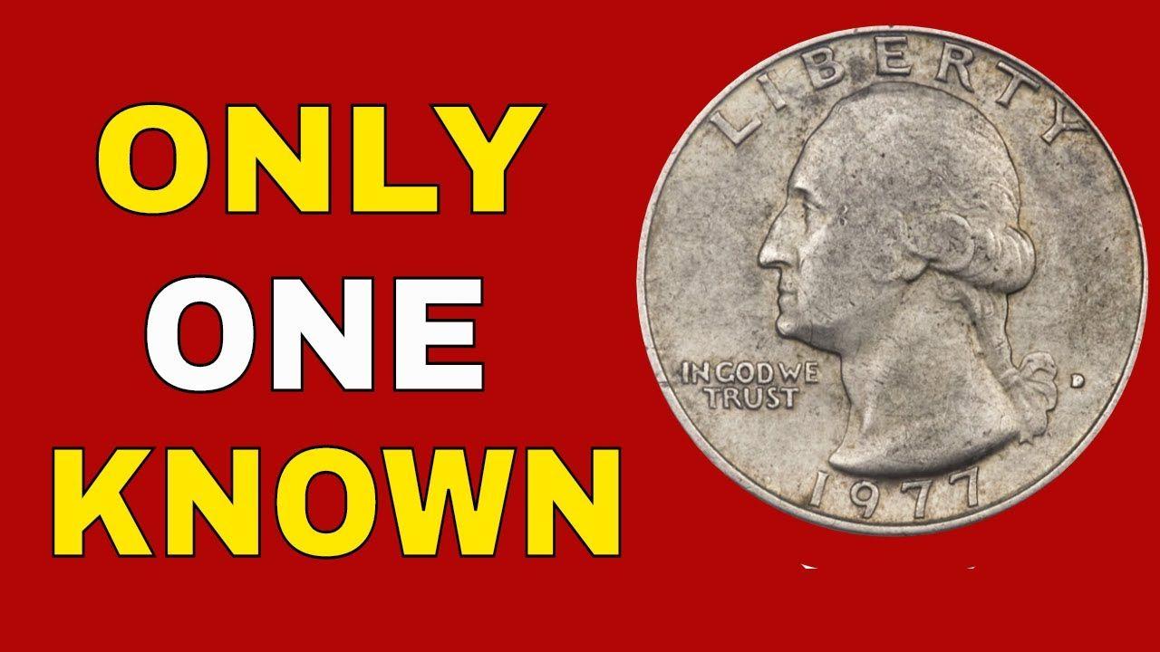 Super rare quarter worth money! 1977 D quarters you should