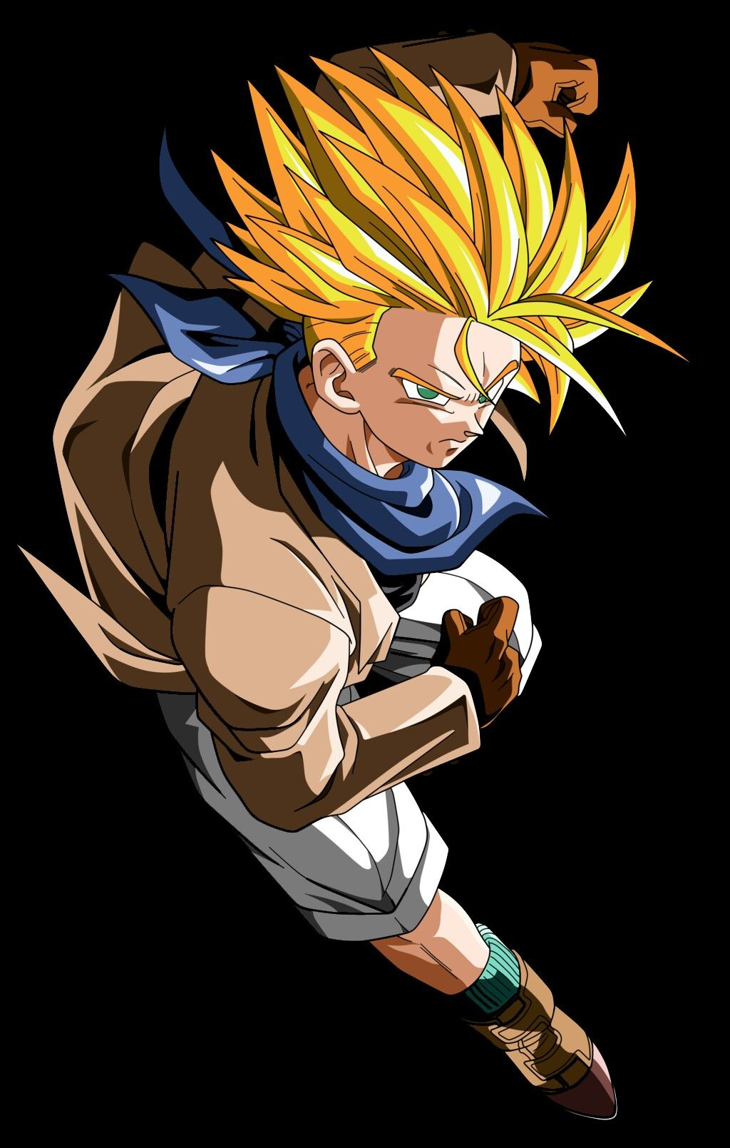 Trunks Gt Ssj Dragon Ball Super Manga Dragon Ball Wallpapers