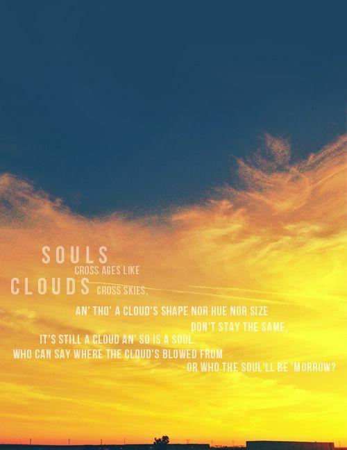 - David Mitchell, Cloud Atlas