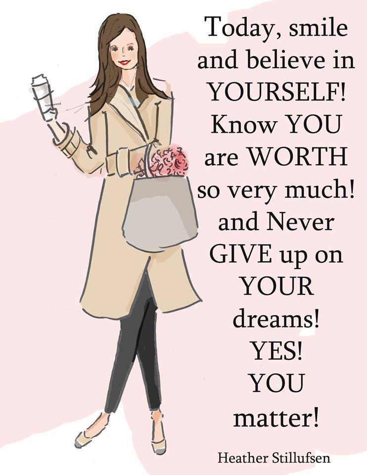 Happy #Internationalwomensday - Inspire... - Rose Hill Designs by Heather Stillufsen