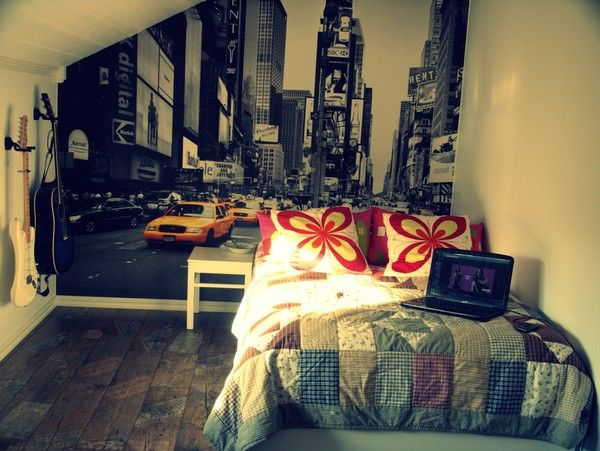 Pin By Lioness Mademoiselle Rhonda Wr On A U B R I E L L E Cleo New York Theme Nyc Rooms Travel Themed Bedroom