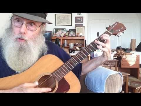 E blues shuffle Guitar Lesson To Prepare To Learn Lightnin Hopkins Style Shuffle - YouTube