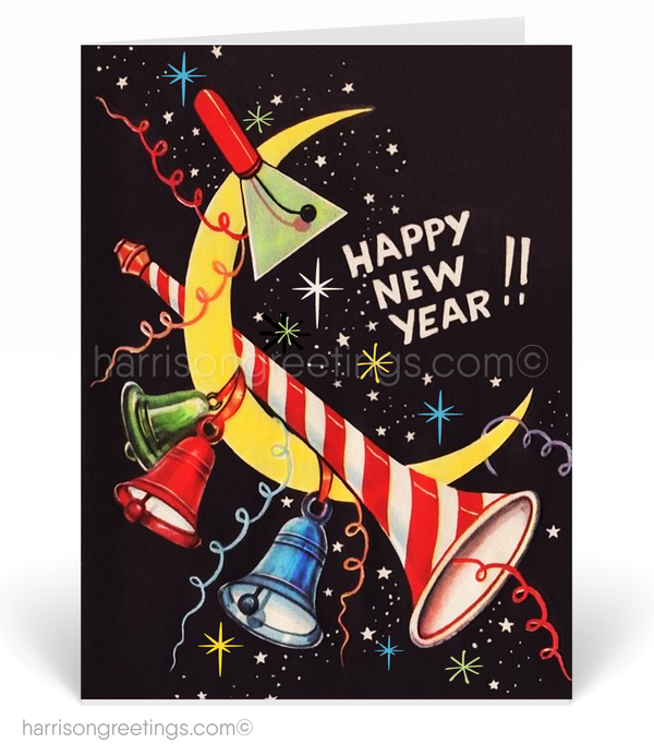 1950's Happy New Year