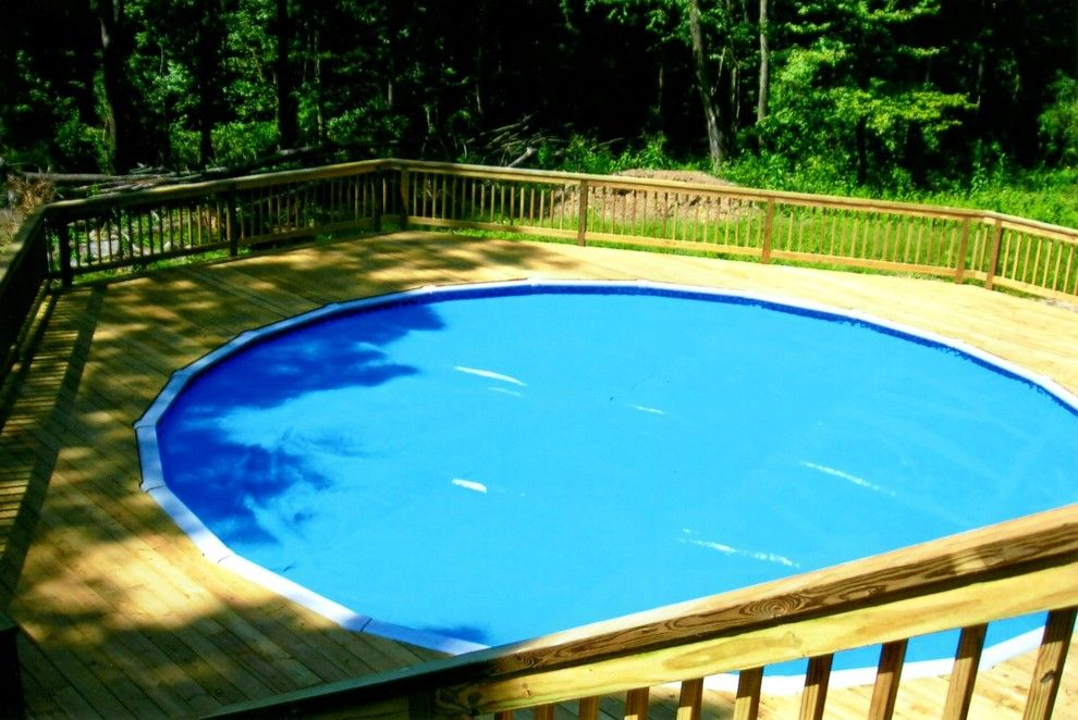 Get Influenced: Above-Ground Pool Concepts   Above ground ...