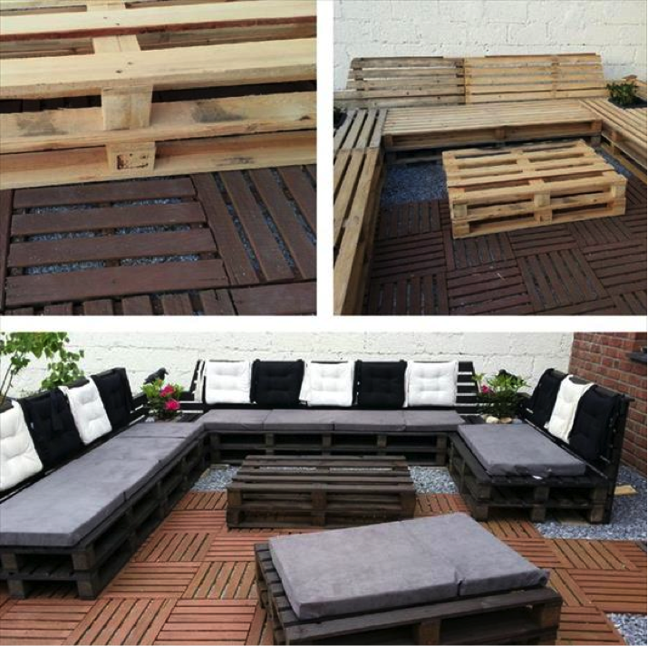 Re-doing your outside patio furniture doesnt have to be expensive