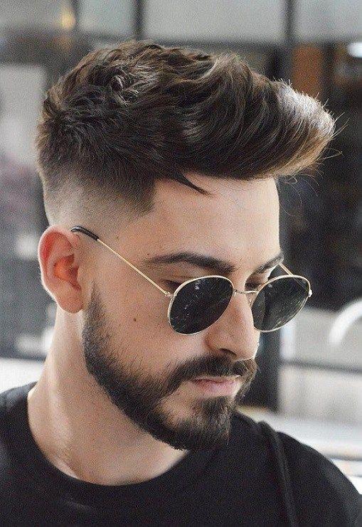 51 Stylish Haircut Ideas For Men 2019 Stylish Haircuts Men Haircut Styles Gents Hair Style