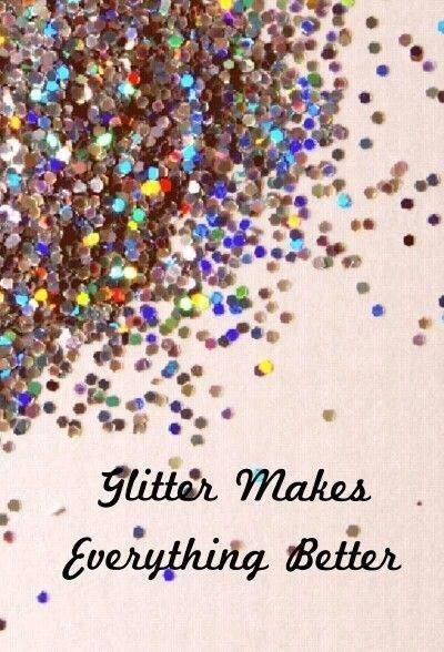 Quotes About Glitter and Sparkles | sparkle quotes | Sparkle ...
