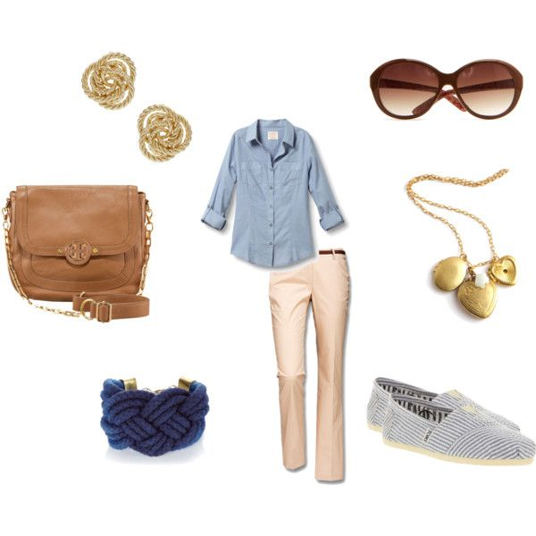 Nautical, created by breemendoza on Polyvore