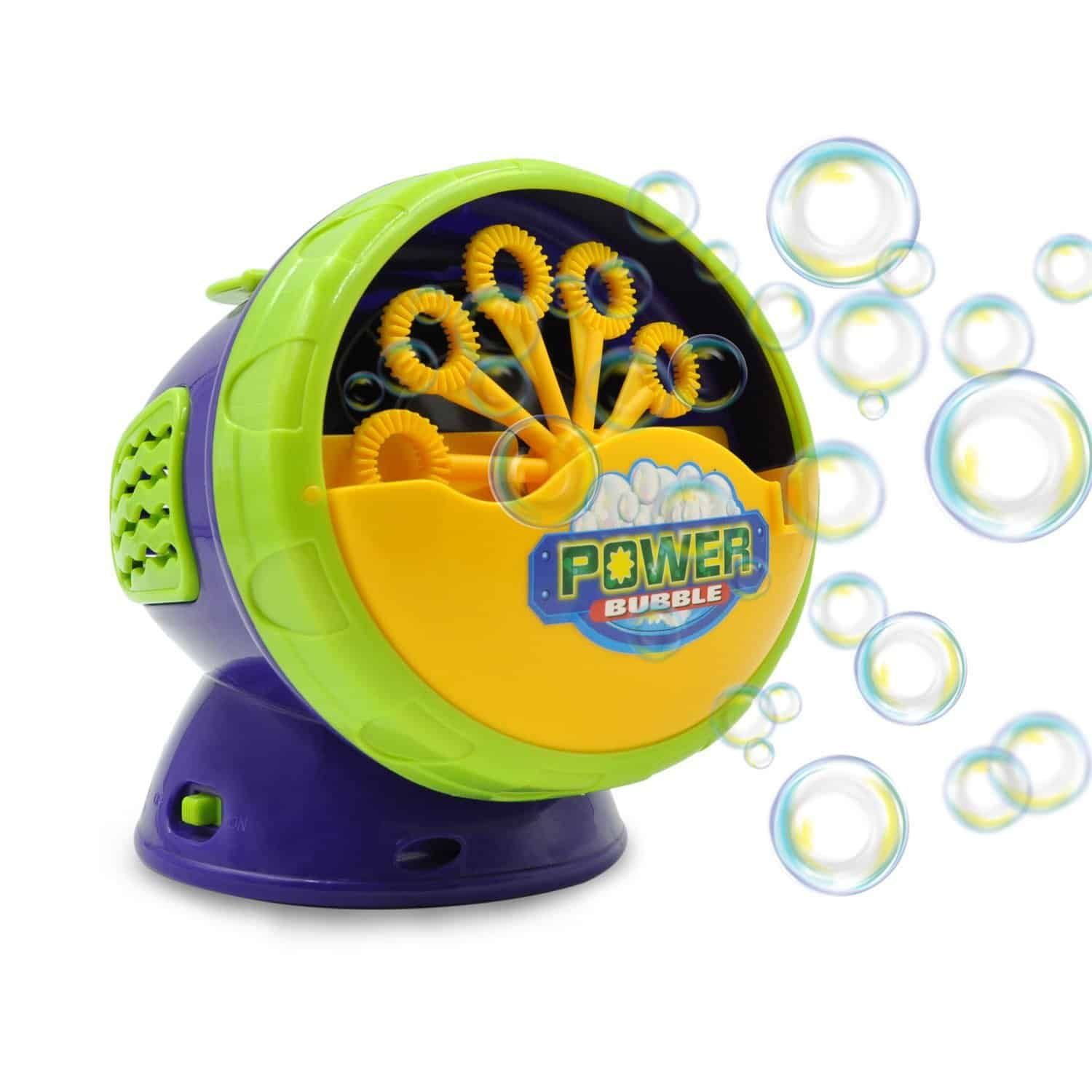 Awesome Top 10 Best Automatic Bubble Machines in 2017 Reviews