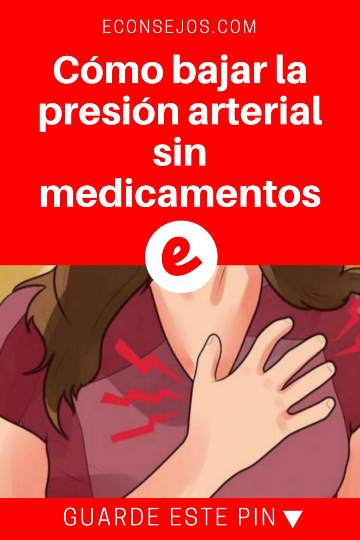 Bajar Presion Arterial Cómo Bajar La Presión Arterial Sin Medicamentos Todo Para Aprender A Reduci Good Health Tips Health Remedies Natural Health Remedies