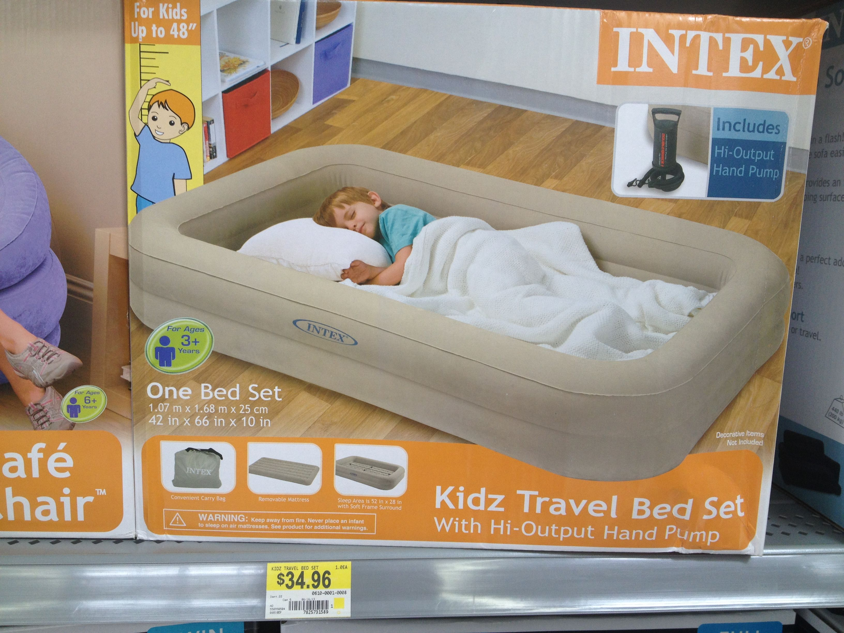 Best Intex Bl*W Up Air Mattress From Walmart This Has Great 400 x 300