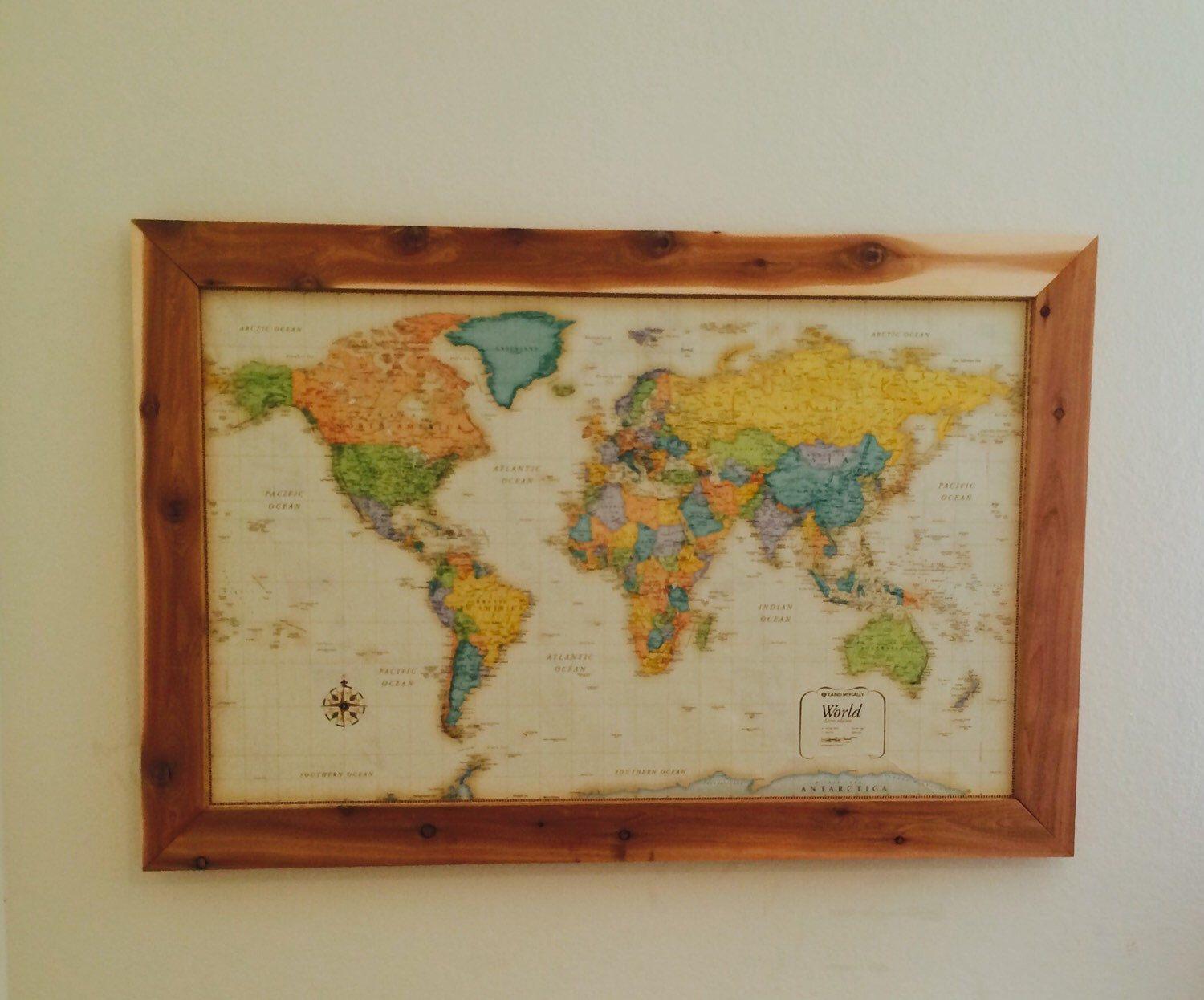 We built this pinboard map custom in order to fit both of our we built this pinboard map custom in order to fit both of our travels into one gumiabroncs Choice Image