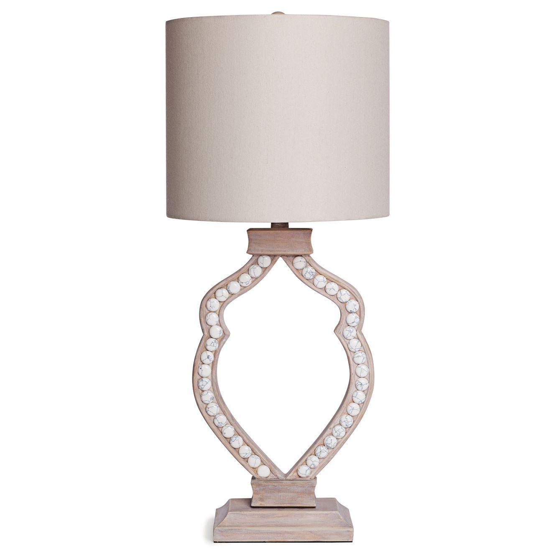 Emporium Home Cabochon Cream Table Lamp Laylagrayce Table Lamp Lamp Table Lamp Shades
