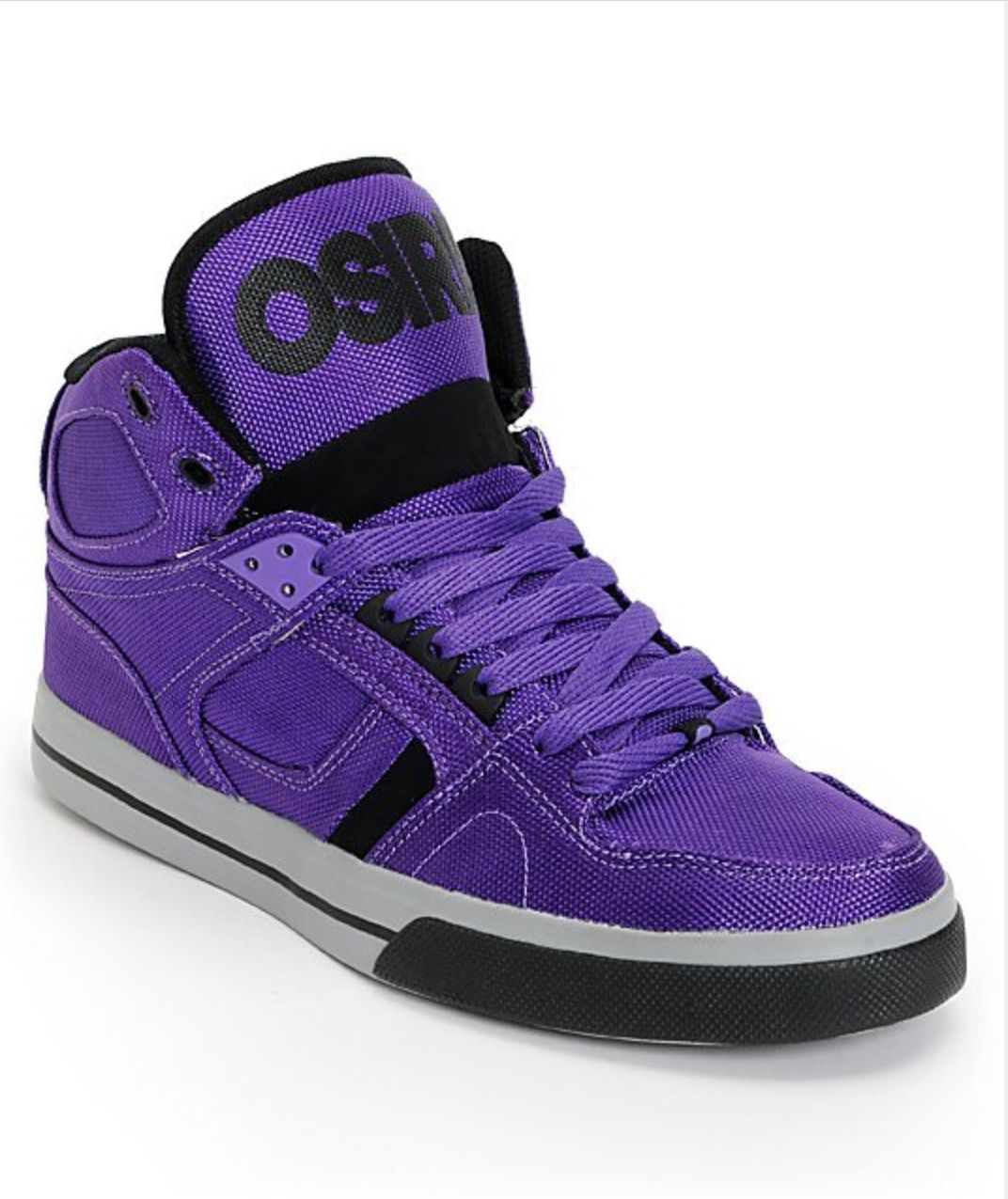 f10bb0928d0 Osiris Shoes, Popular Sneakers, Purple And Black, Fresh Kicks, Skate Shoes,