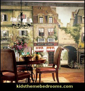 French Cafe Decorating Ideas French Bistro Design Ideas