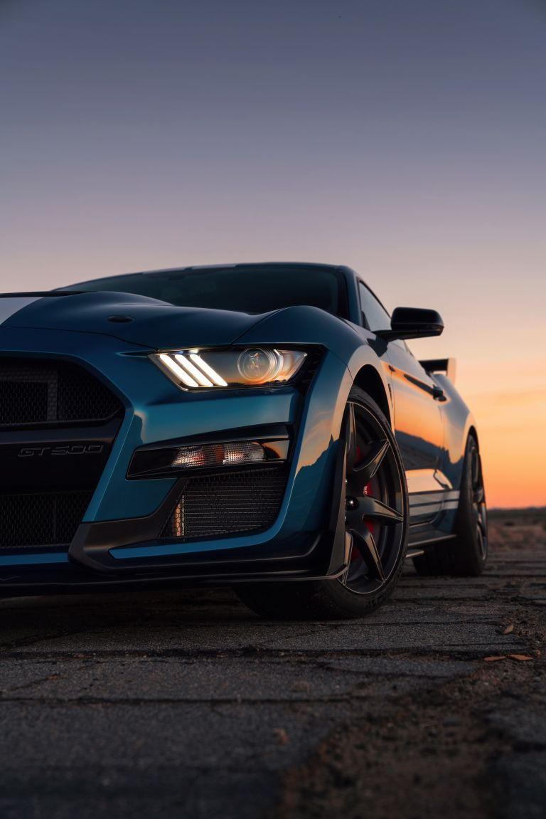 2020 Ford Mustang Shelby Gt500 532331 Best Quality Free High