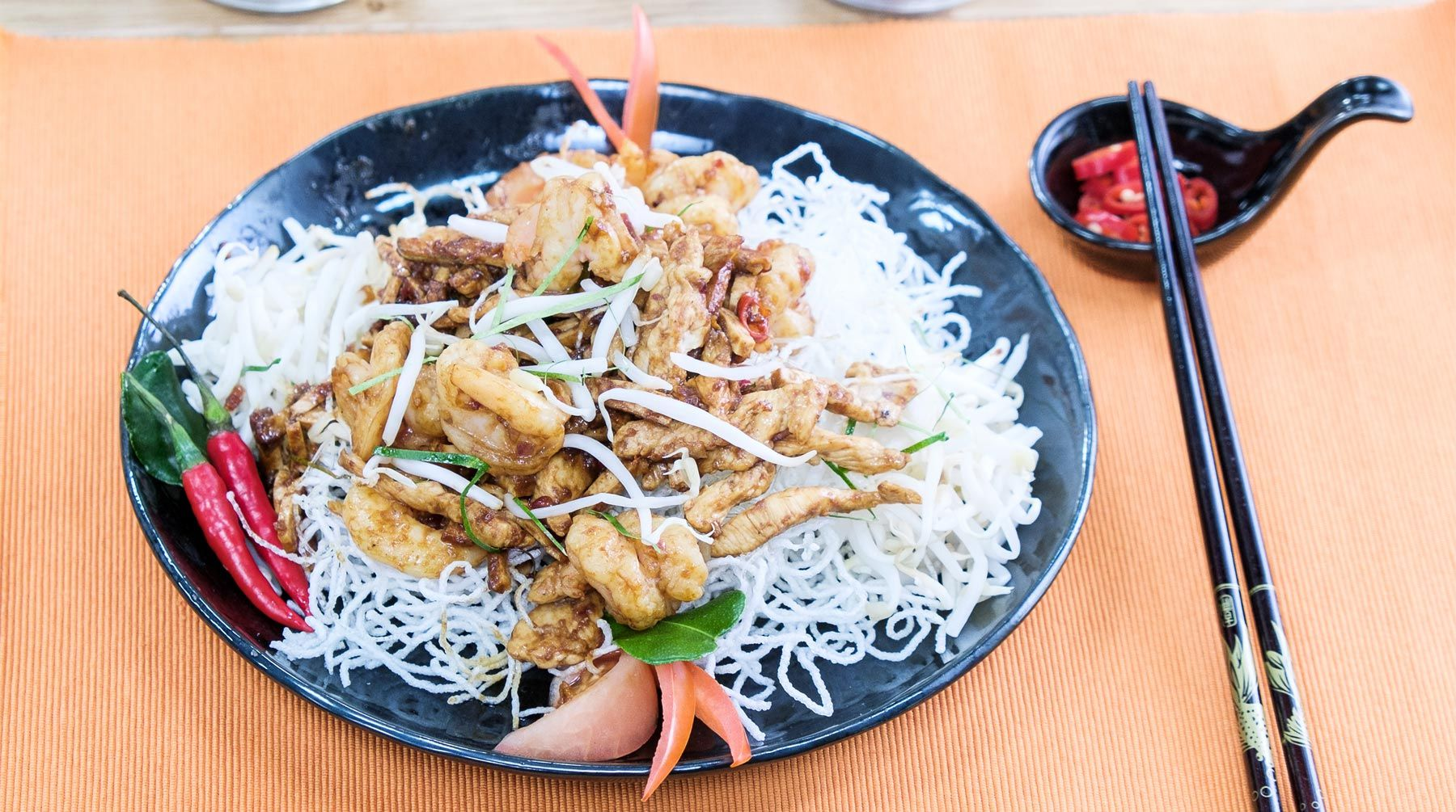 Try this quick and easy thai inspired recipe from martin yans asian try this quick and easy thai inspired recipe from martin yans asian favorites asian food channelmartin forumfinder Image collections