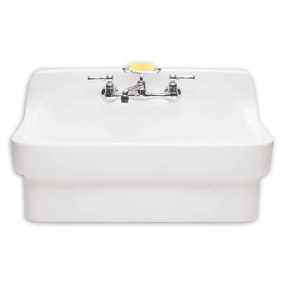american standard country porcelain 9062 008 020 white utility sink   overstock shopping   the best american standard country porcelain 9062 008 020 white utility      rh   pinterest com