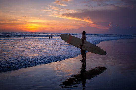 7 Tempat Wisata Di Canggu Bali Pantai Canggu Canggu Bali