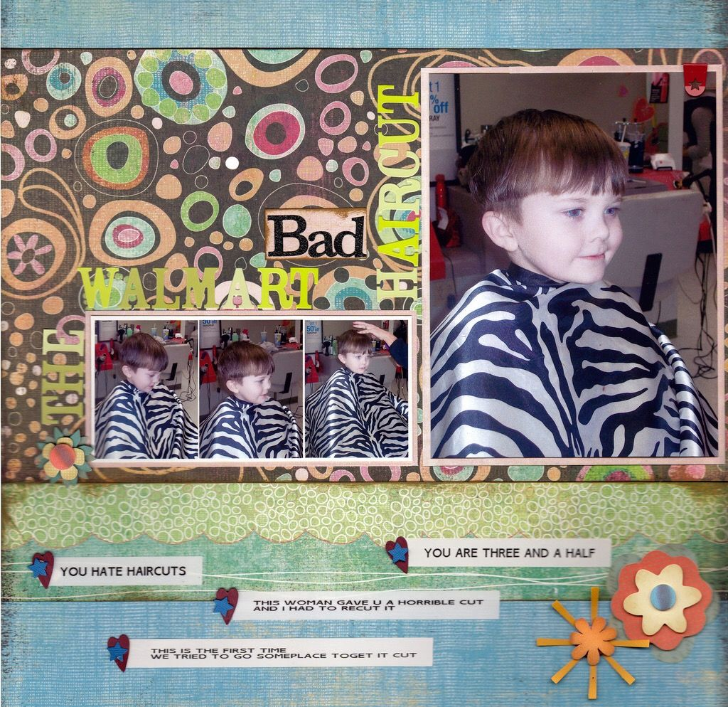A Few Of My Personal Scrapbooking Pages Scrapbook Blogs I Love