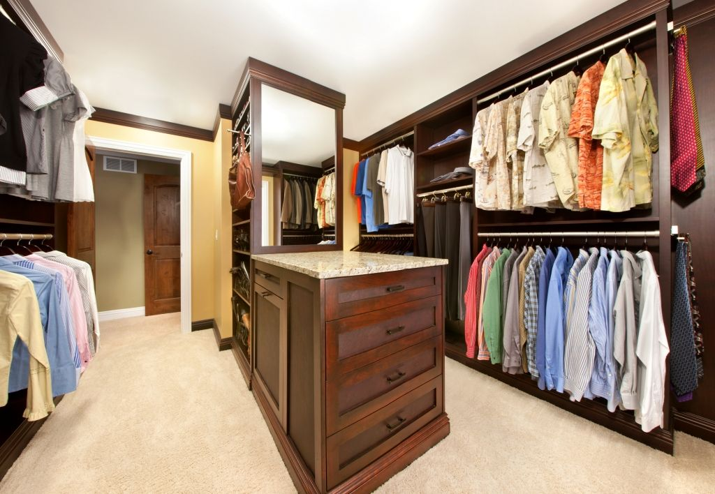 Walk In Closet Systems Chicago Closets Gallery Organizing