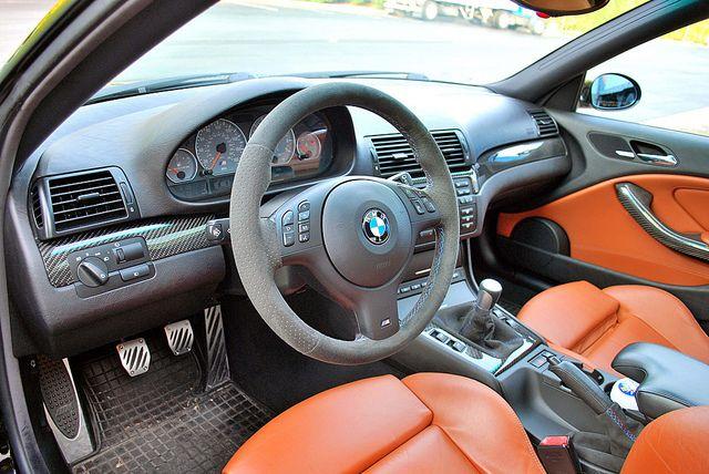 Deadlysyns Wheel Cinnamon Interior Drool Bmw Bmw M3 Bmw E46