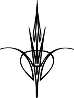 simple pinstripe designs s k p google art pinterest rh pinterest ie  pinstripe clipart for sale