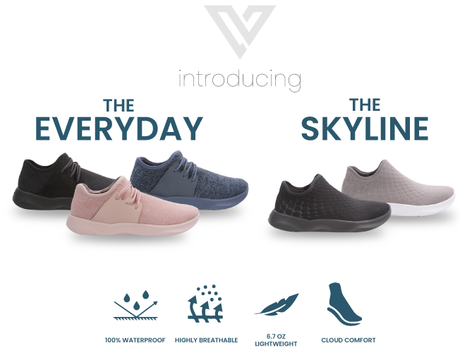 Vessi: The 100% Waterproof, Extremely