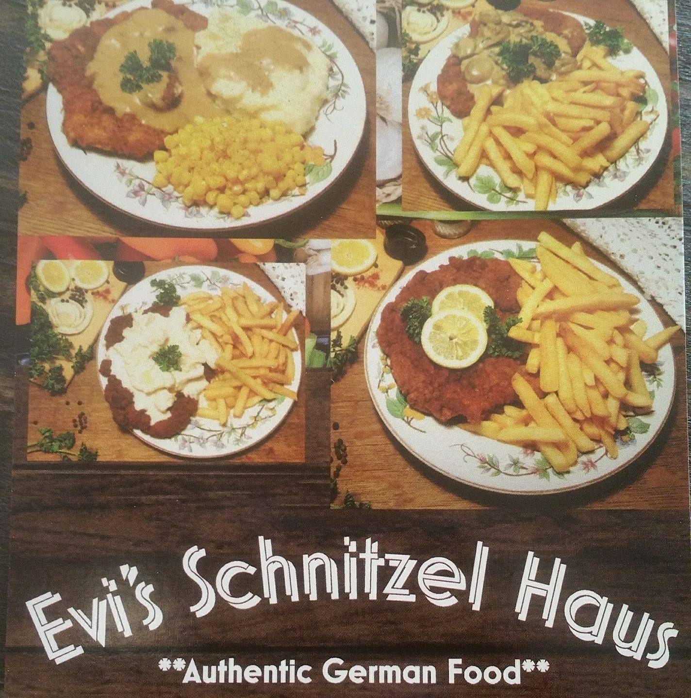 Evi\'s Schnitzel Haus, Shreveport La | Lunch With Mom | Pinterest ...
