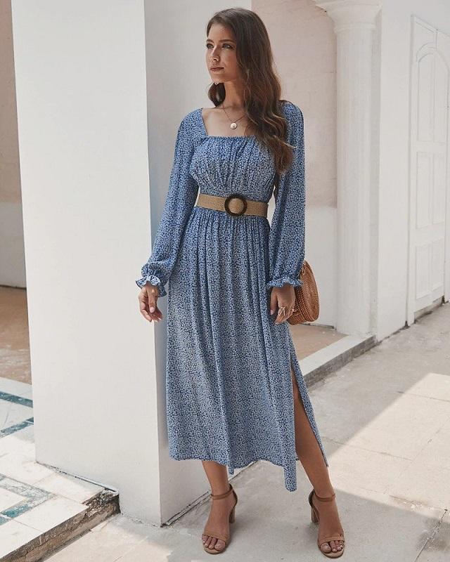#bohemiandresses #boholook #bohostyle #bohogirl #bohodresses #bohofasion #summerfashion #ootd #ootdfashion
