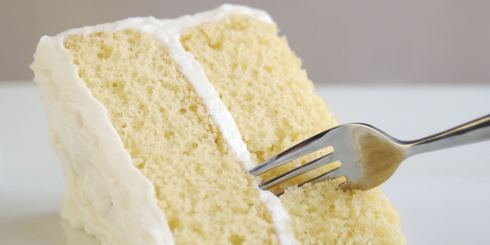 Simple Butter Cake Images : Basic Vanilla Cake Recipe Vanilla cake