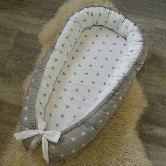 Ready To Ship Double Sided Baby Nest Babynest For The