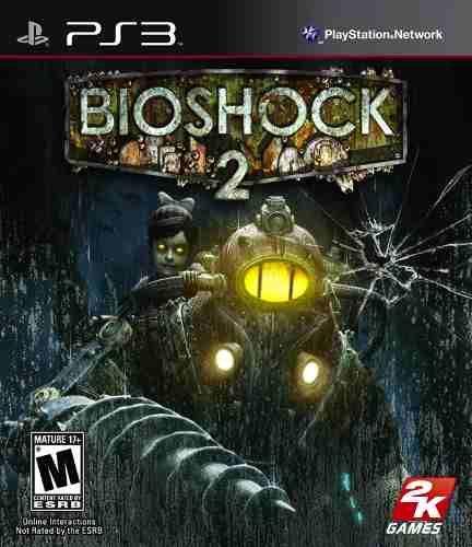 Bioshock 2 Ps3 Original Nuevo Sellado Inmediata Envio Gratis - $ 33.900