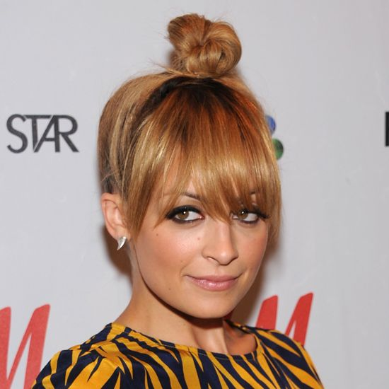 Get Nicole Richie's DIY Hairstyling Tips