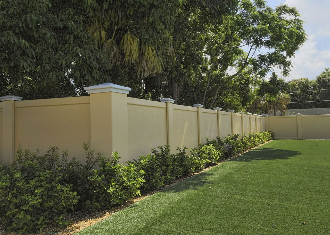 Precast concrete fence walls photos yard ideas pinterest permacast precast concrete fence walls are elegant and versatile the simple yet attractive designs compliment any genre of architecture nationwide workwithnaturefo