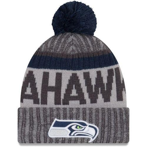 on sale 40ece daa89 ... best new era seattle seahawks nfl sideline sport knit hat games 00f0c  5481a