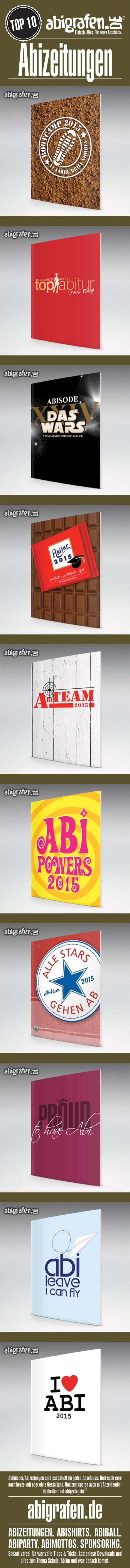 Top 10 Der Woche Abizeitungen Abizeitung Abi Und Schulerzeitung