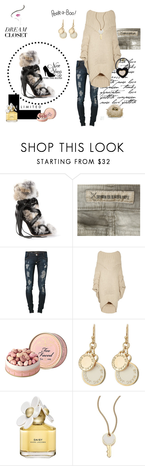 """Private wardrobe peek: my favorite winter boots❤️"" by juliabachmann ❤ liked on Polyvore featuring mode, Peek, Isabel Marant, Drykorn, Philipp Plein, Donna Karan, Marc by Marc Jacobs en Marc Jacobs"