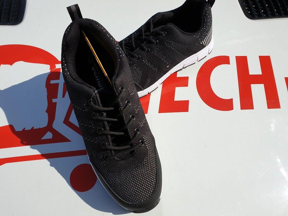 Adidasy Ochronne Z Podnioskiem Kompozytowym Antyposlizgowe Oraz Super Oddychajace Wykonane Z Przewiewnej I Wytrzymalej Tkani Shoes Underarmor Sneaker Sneakers