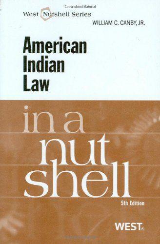 Download Pdf American Indian Law In A Nutshell Free Epub Mobi