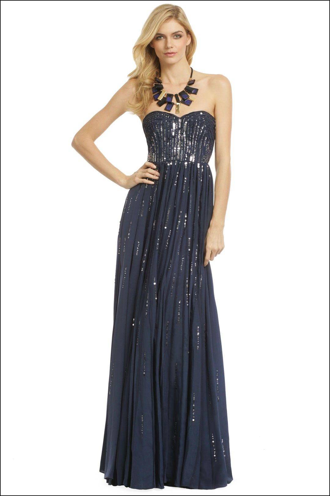 Rebecca Taylor Meteor Shower Gown | Dresses and Gowns Ideas ...