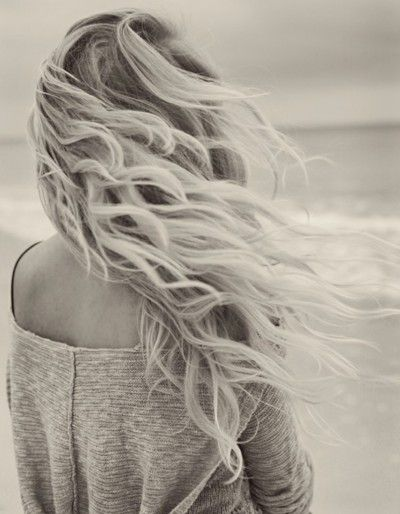 blond in the wind