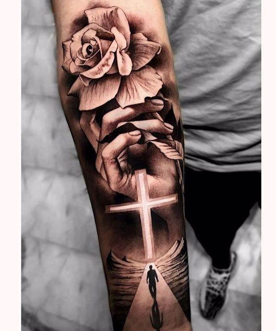 12 Los mejores tatuajes del mundo en el brazo