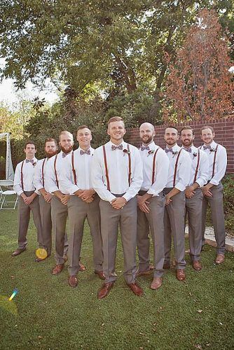 Modern Groom S Attire Details To Look Perfect In 2020 Wedding Groomsmen Attire Fall Wedding Groomsmen Modern Groom